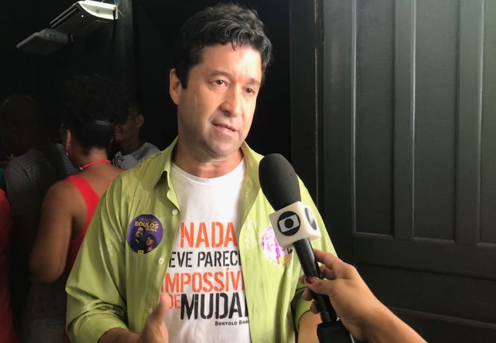 Marcos Mendes (Foto: Alan Tiago Alves/G1)