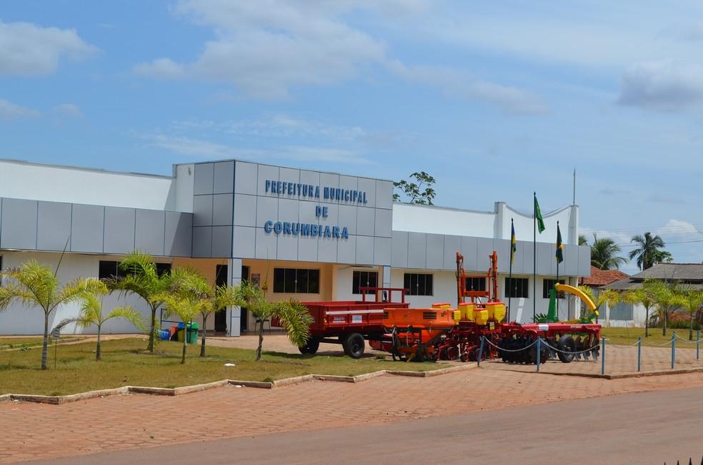 Vagas são para Corumbia — Foto: Jonatas Boni/G1