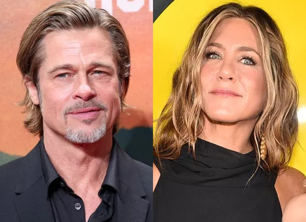 Brad Pitt and Jennifer Aniston (photo: Getty Images)