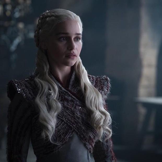 Emilia Clarke, a Daenerys em Game of Thrones (Foto: Dilvulgação/HBO)