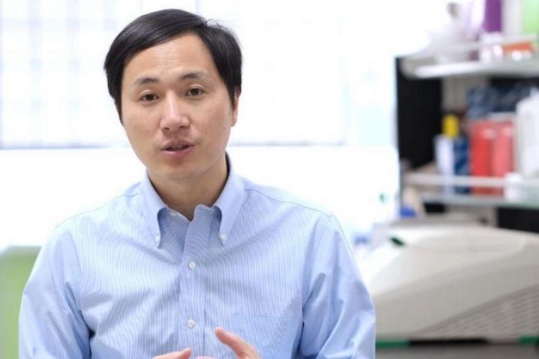 He Jiankui, médico chinês, fez os primeiros bebês geneticamente modificados (Foto: Reprodução/YouTube)