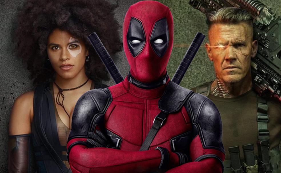 -  Filme Deadpool 2  Foto: Reprodução/trailer