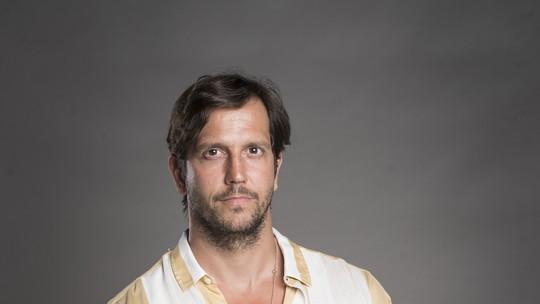 Vladimir Brichta avalia personagem em 'Segundo Sol': 'Mau-caráter de fato'