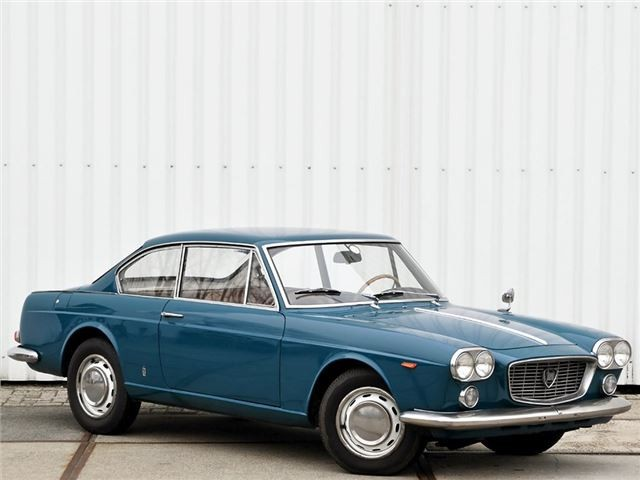 Lancia Flavia Coupe (1962-70