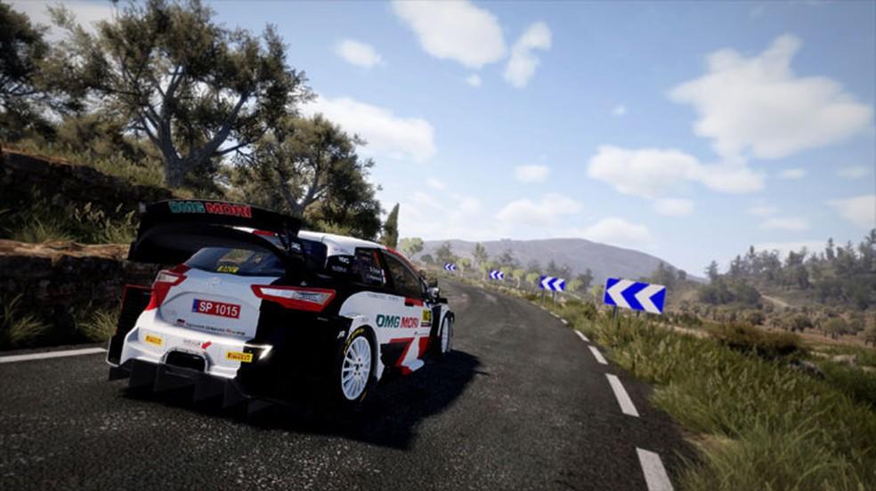 WRC 10 comemora os 50 anos do campeonato de rally com provas históricas e editor de pistas — Foto: Reprodução/Steam