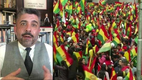 Evo Morales aceita oferta de asilo político do México