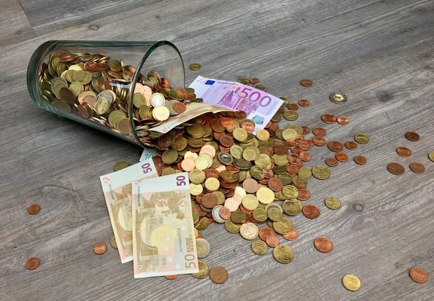 dinheiro ; investimento ; capital de risco ; risco ; moeda ; venture capital (Foto: Pexels)