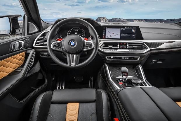 BMW X6 M (Foto:  Divulgação)
