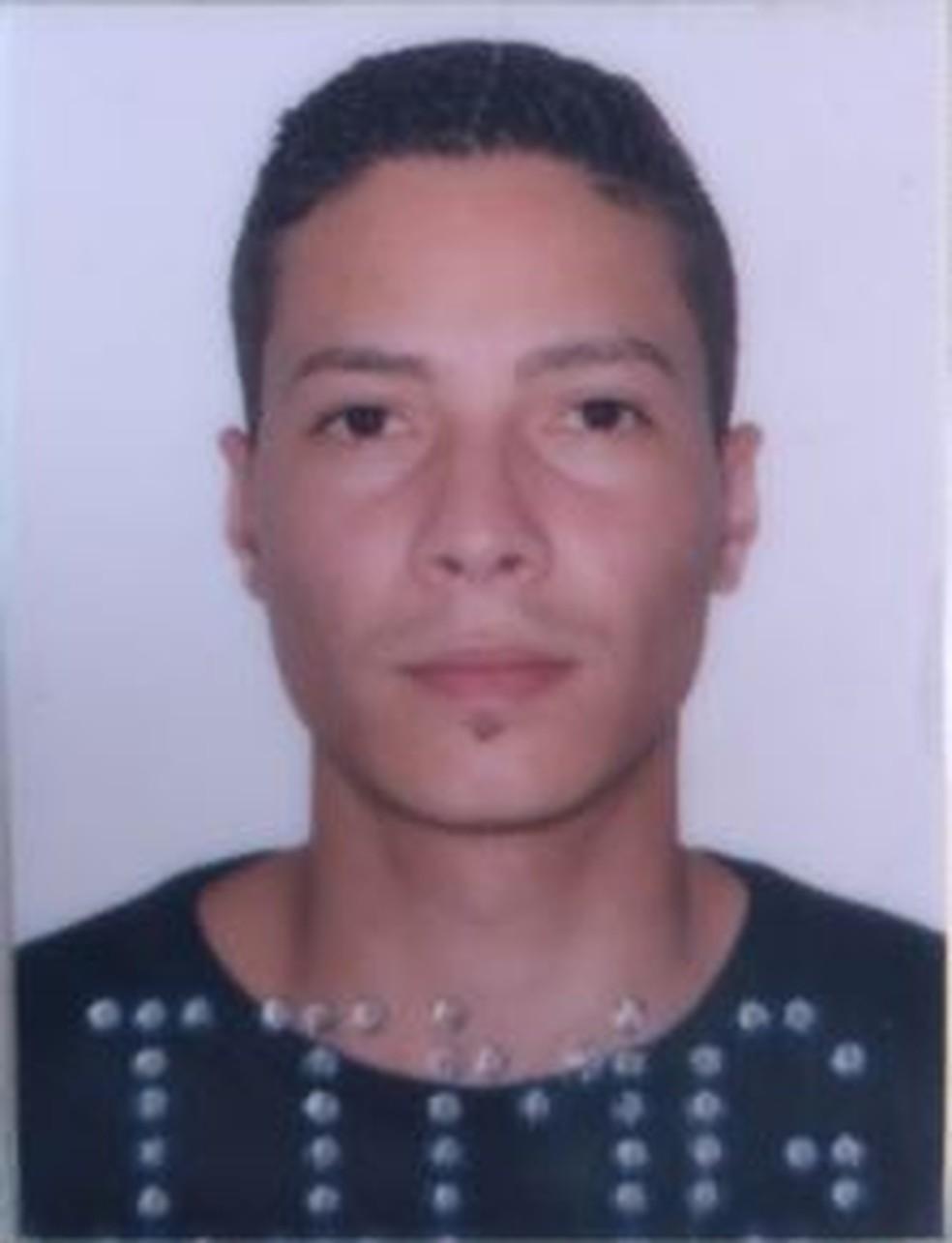 Moabe é suspeito de ter matado criança de 5 anos em Betim, na Grande BH — Foto: Reprodução