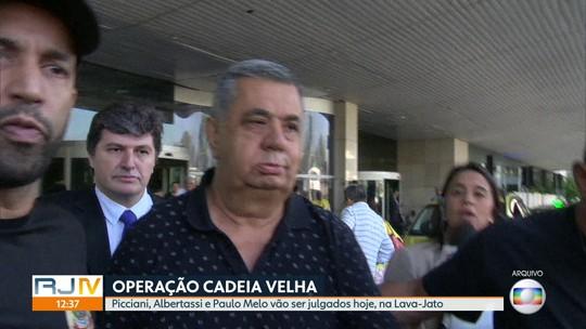 Deputados presos na operação Cadeia Velha vão ser julgados pela 1ª vez, nesta quinta-feira