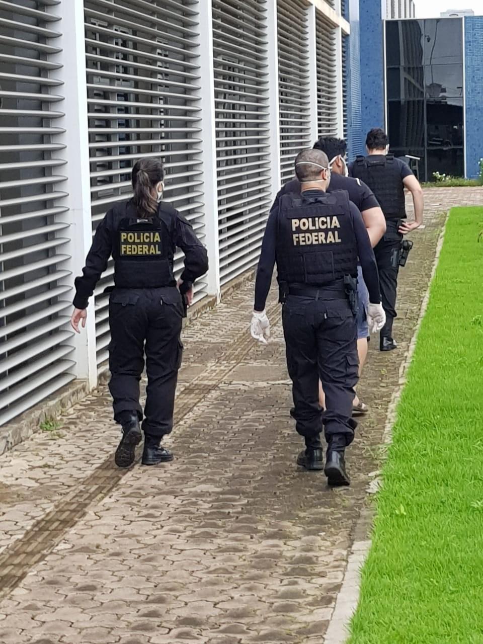 PF deflagra duas operações no Amapá e prende dois homens por armazenar pornografia infantil