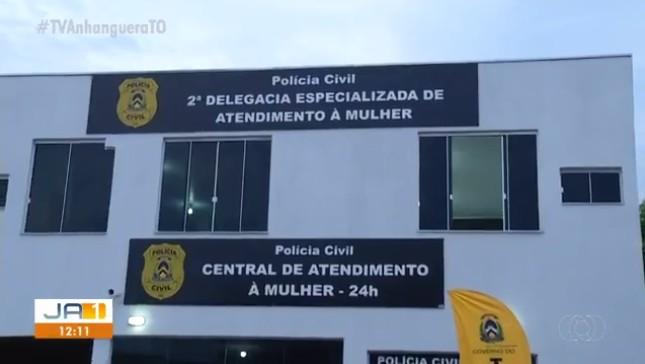 Polícia Civil inaugura central de atendimento à mulher com funcionamento 24h em Palmas - Notícias - Plantão Diário