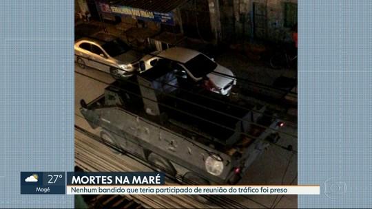 PM diz que invadiu a Maré para interromper reunião de traficantes; fontes da Polícia Civil negam a informação