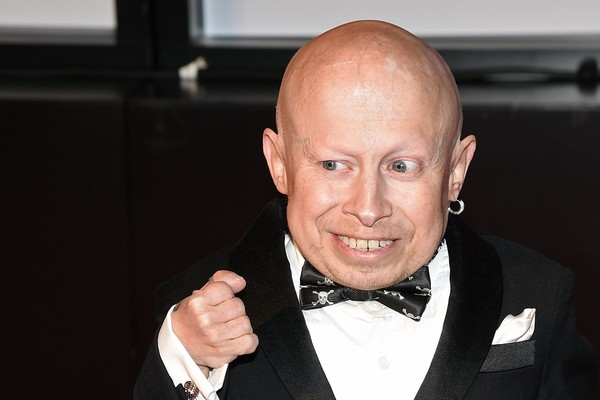 O ator Verne Troyer (Foto: Getty Images)