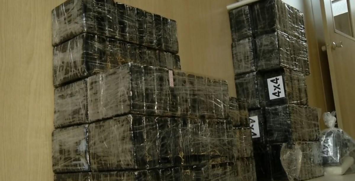 479 quilos de cocaína apreendidos seriam levados para São Carlos, SP, diz polícia