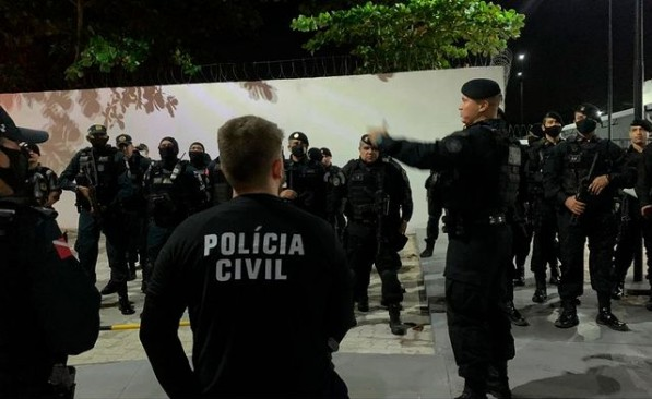 Operação Loki da Polícia Civil cumpre mandados de prisão em sete bairros de Belém