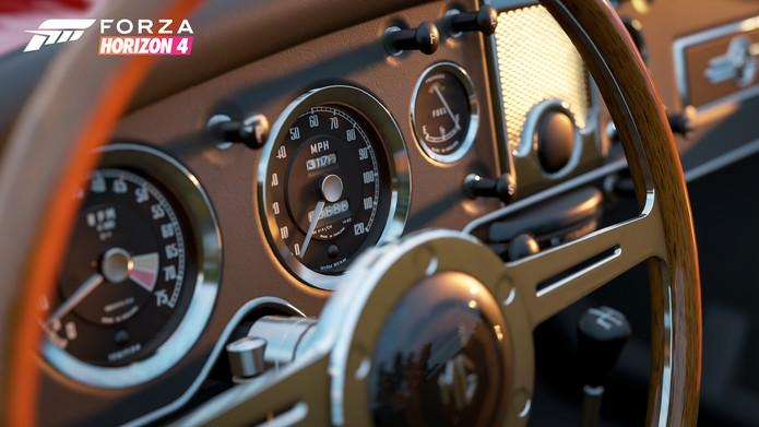 Forza Horizon 4 (Foto: Reprodução / TechTudo)