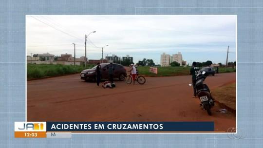 Falta de sinalização causa acidentes e risco para moradores na região norte de Palmas