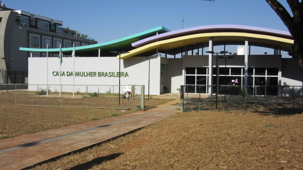 Casa da Mulher Brasileira, em Brasília — Foto: Raquel Morais/G1