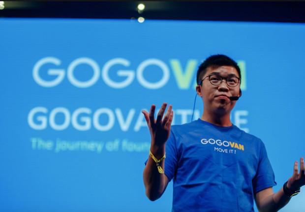 Steven Lam, fundador da GoGoVan (Foto: Reprodução Facebook/GoGoVan)