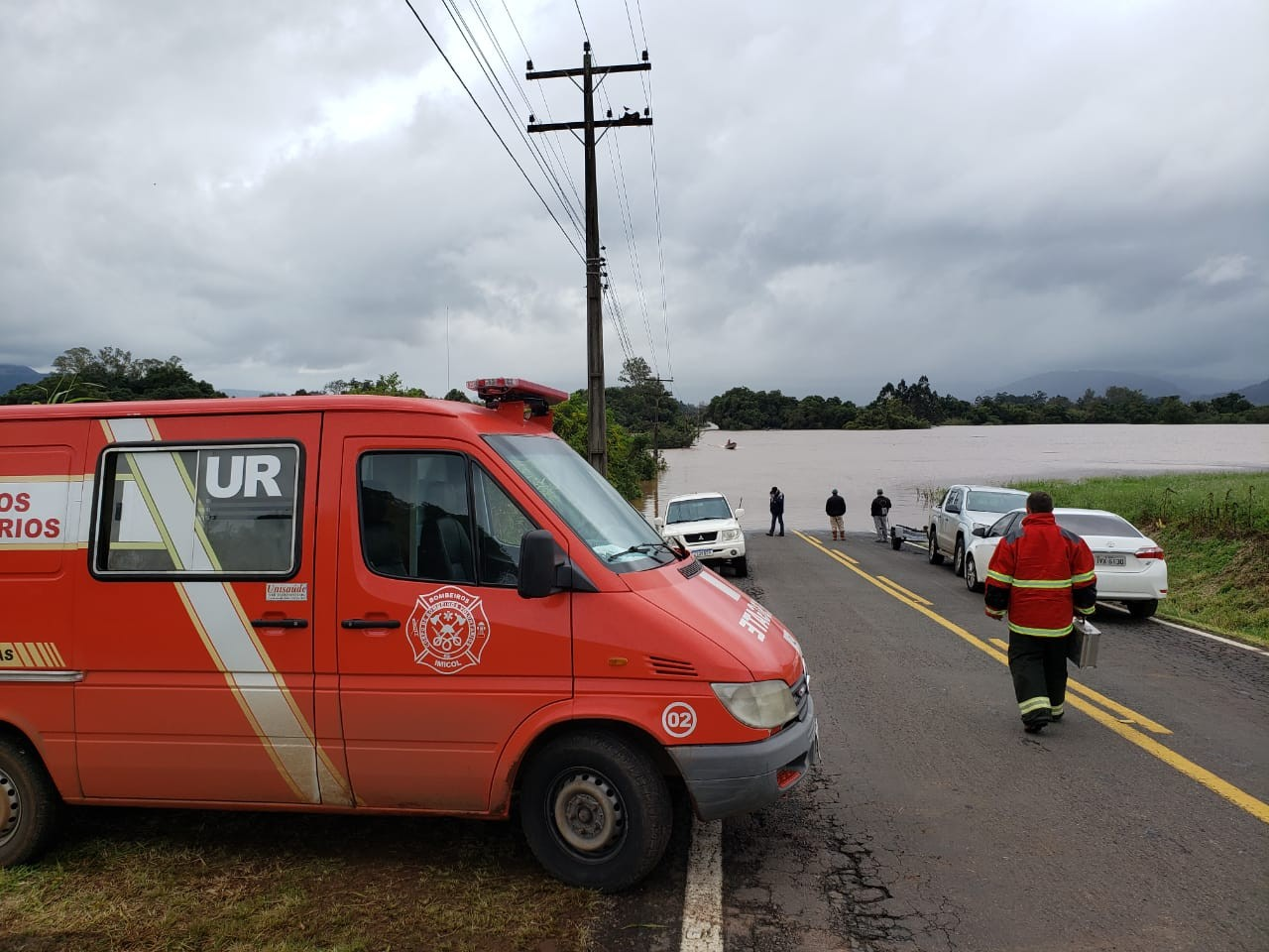 Encontrado corpo de morador de Colinas que havia desaparecido após enchente