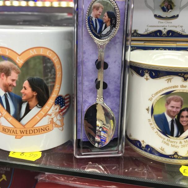 os 10 melhores souvenirs diretamente de Londres (Foto: ALICE COY)