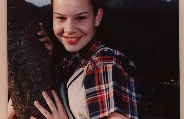 Fernanda Souza ganhou fama quando protagonizou 'Chiquititas', no SBT, em 1997 (Foto: SÉRGIO ANDRADE )