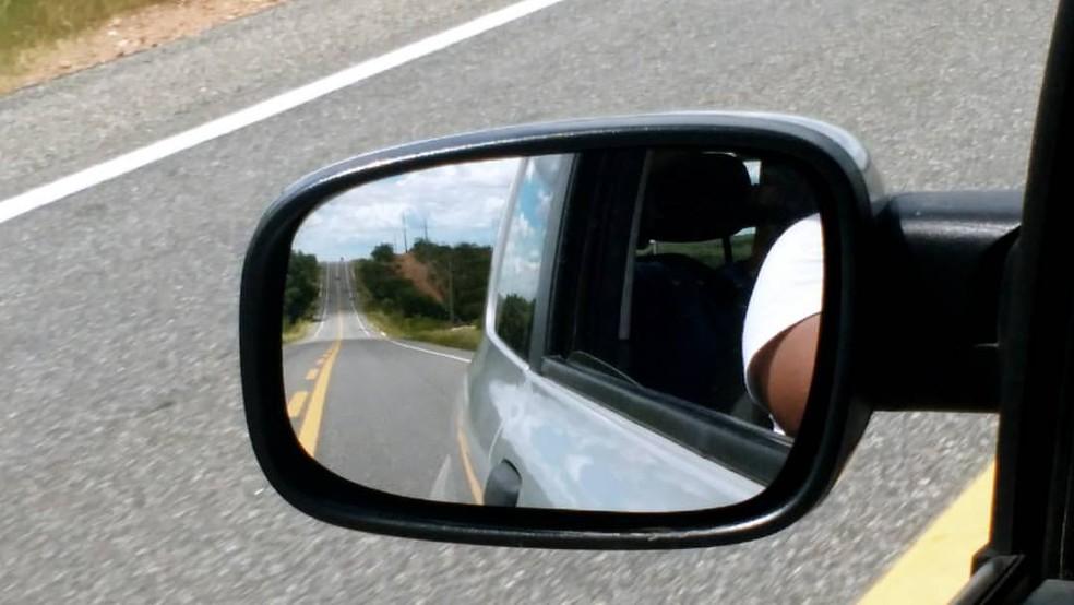 Quase 70% das estradas do RN estão em condições péssimas, diz estudo da CNT (Foto: Igor Jácome/G1)