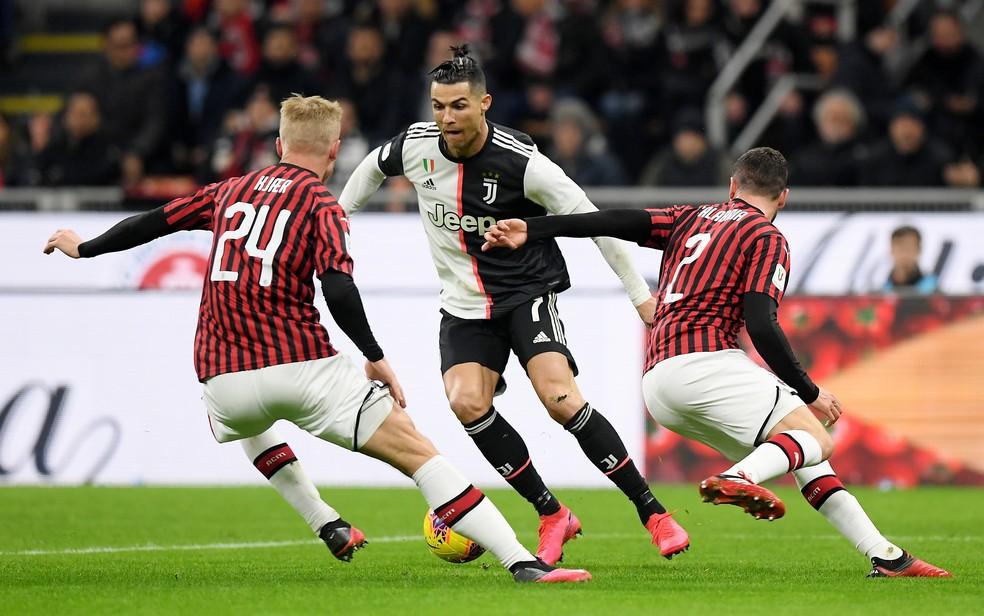 Juve X Milan é Adiado E Ministro Avalia Futebol Na Itália Ou Para Ou Com Portões Fechados Futebol Italiano Ge