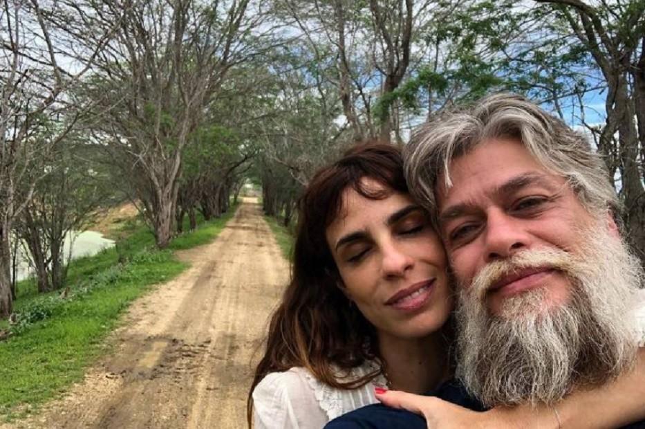 Maria Ribeiro e Fabio Assunção (Foto: Reprodução/ Instagram)