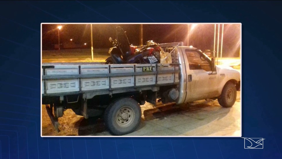 Aumenta o índice de veículos roubados para prática de crimes em Imperatriz (Foto: Reprodução/TV Mirante)