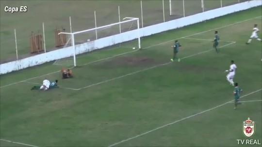 Favorito, Real Noroeste supera o Pinheiros e estreia com vitória na Copa Espírito Santo 2019