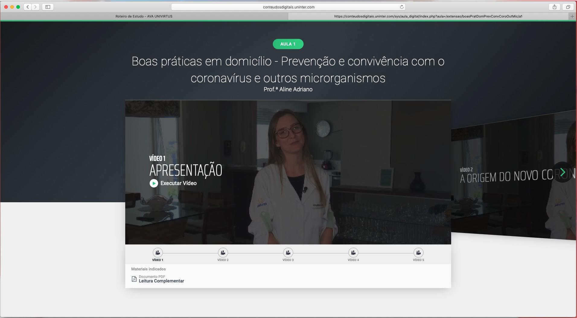 Centro universitário de Curitiba oferece cursos gratuitos pela internet; veja as opções