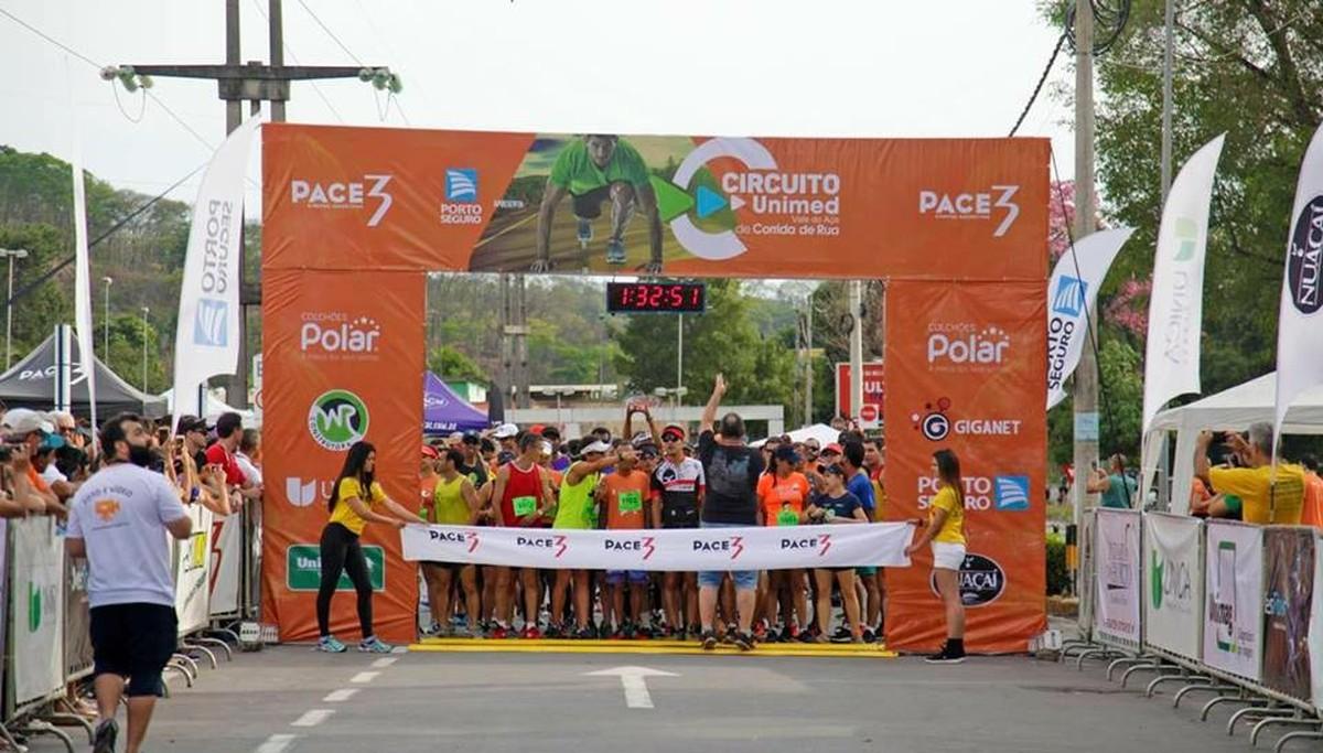 Circuito Unimed : Timóteo recebe atletas para primeira etapa de circuito de corrida