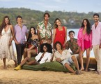 Elenco de 'Temporada de verão', da Netflix | Daniel Chiacos/Netflix