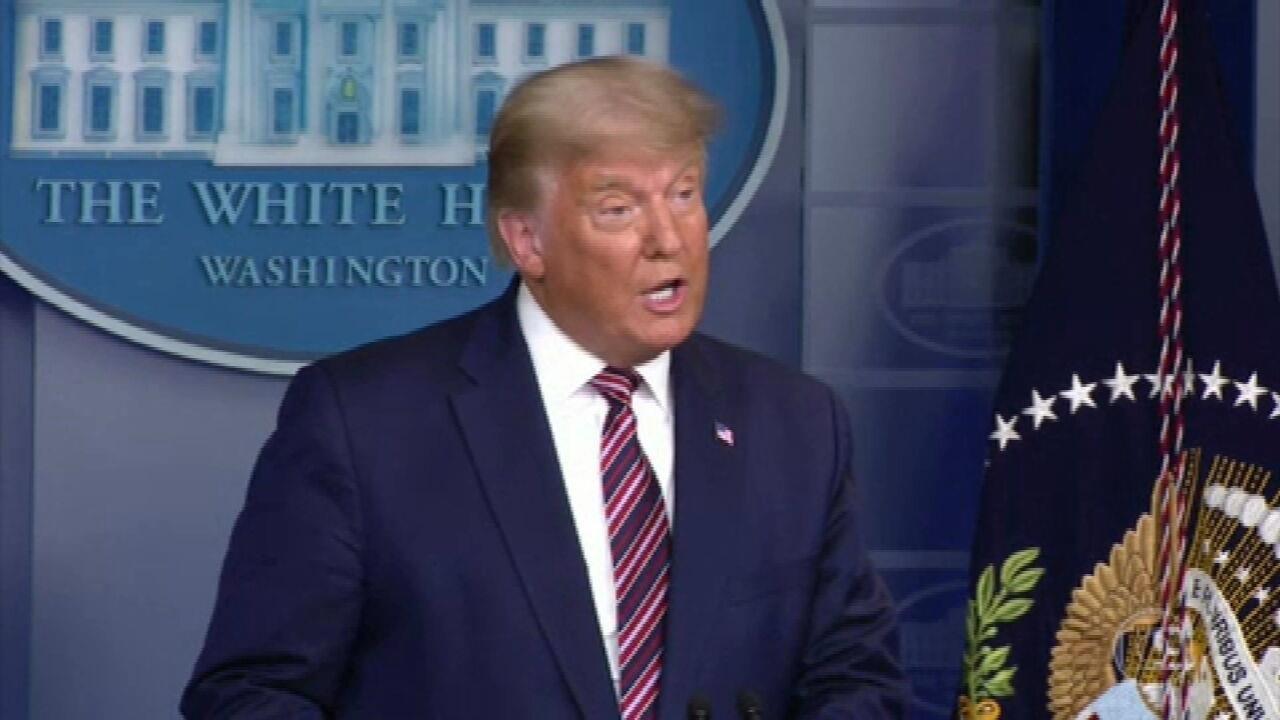 Trump autoriza o início do processo de transição para o governo de Biden