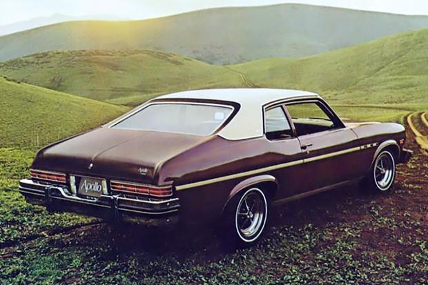 Buick Apollo (Foto: Divulgação)