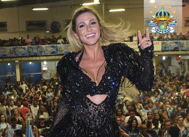 Lívia Andrade - Império de Casa Verde (Foto: AgNews)