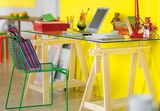Colorida e elegante (Foto: Pinterest)