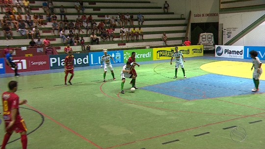 Lagarto goleia a Colônia 13 novamente e vai à final da Copa TV Sergipe