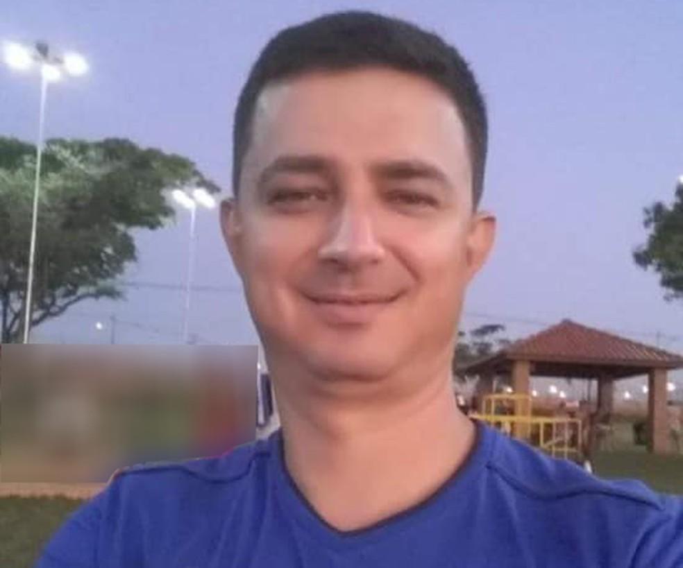 Renato Bianchi, de 45 anos, atuava como chefe dos agentes de telecomunicações da 8ª Corregedoria Auxiliar da Polícia Civil, em Presidente Prudente — Foto: Reprodução/Facebook