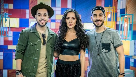 Melim celebra participação no 'The Voice Kids': 'Uma das bandas mais pedidas nas audições'