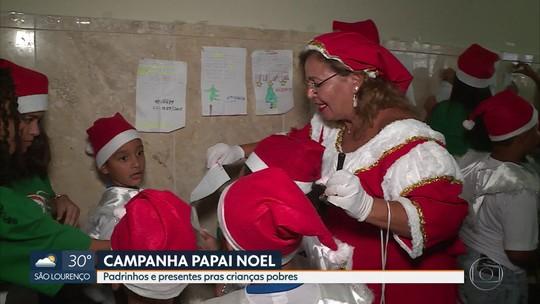 Campanha dos Correios de adoção de cartas arrecada presentes de Natal para crianças em PE