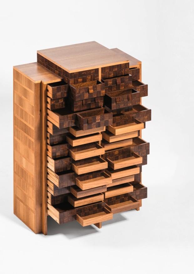 Você teria móveis em forma de prédios? (Foto: Divulgação)