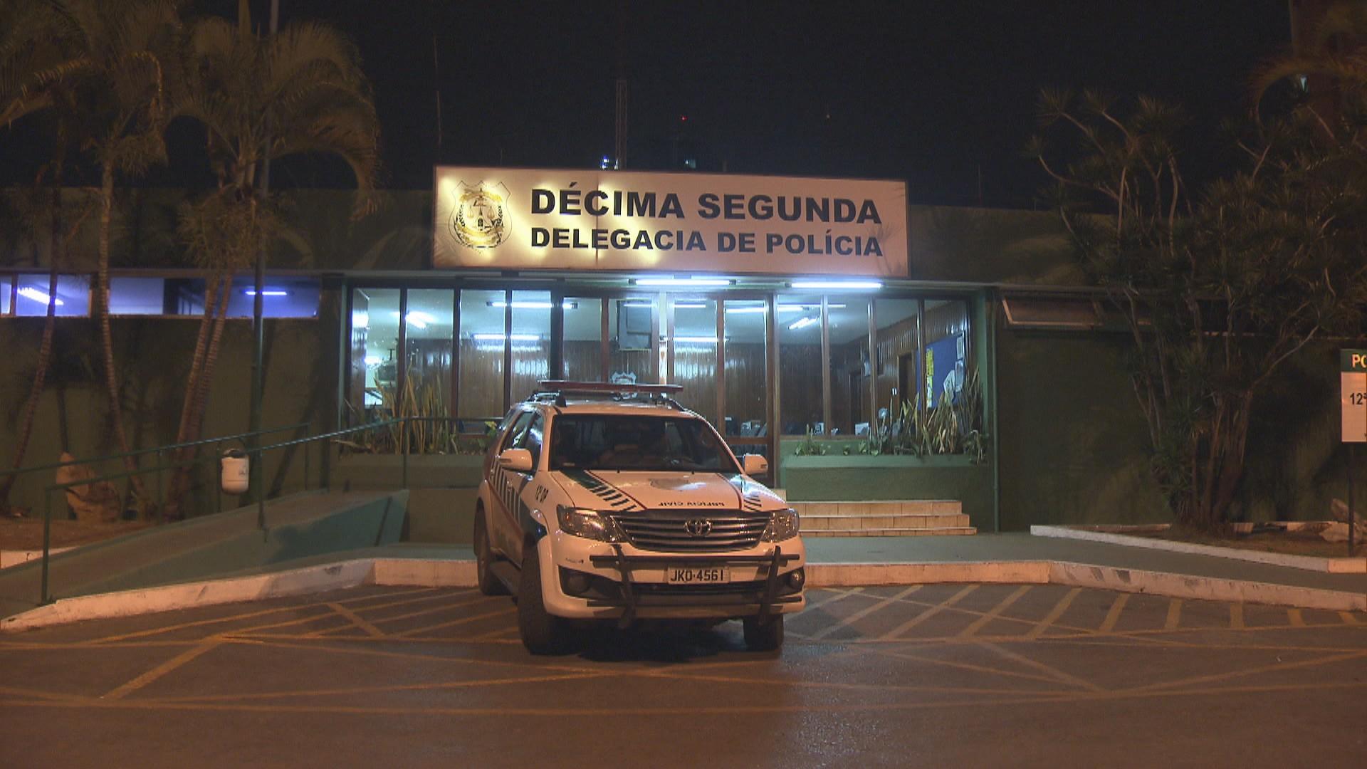 Policial civil reage a assalto e mata suspeito, em Vicente Pires, no DF
