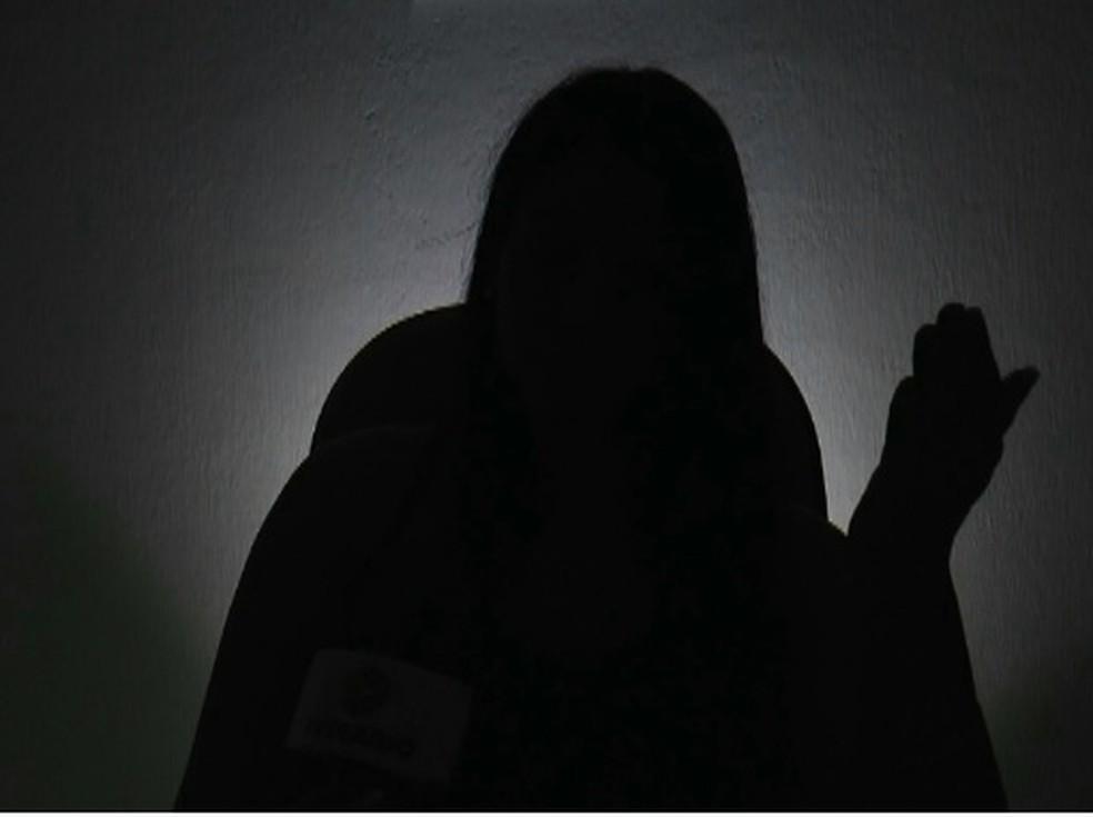 Mãe relata caso de estupro do filho dentro de escola em Itapajé, no Ceará (Foto: Reprodução/TV Diário)