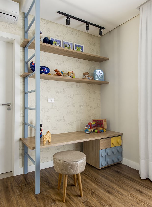 Casa de 350 m² é projetada para ser prática e funcional (Foto: Divulgação)