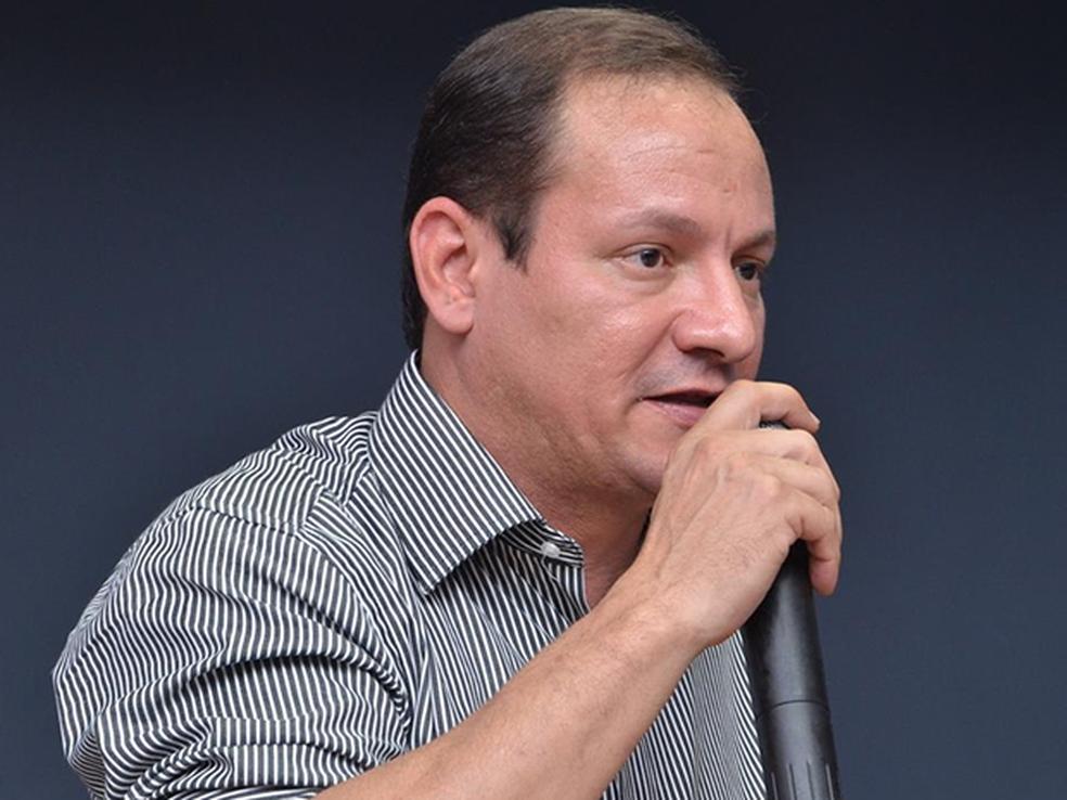 O jornalista José Marcondes, o Muvuca, também teve o telefone grampeado (Foto: Arquivo Pessoal)