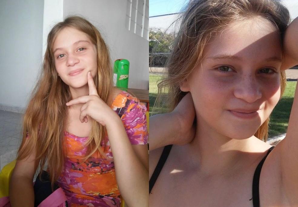 Jennifer Eduarda da Cruz Blimbem, de 18 anos, foi encontrada morta às margens de uma estrada em Avaré (SP) — Foto: Facebook/ Reprodução
