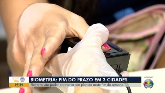 A uma semana para fim de cadastramento, eleitores de três cidades do Oeste Paulista podem participar de plantão da biometria